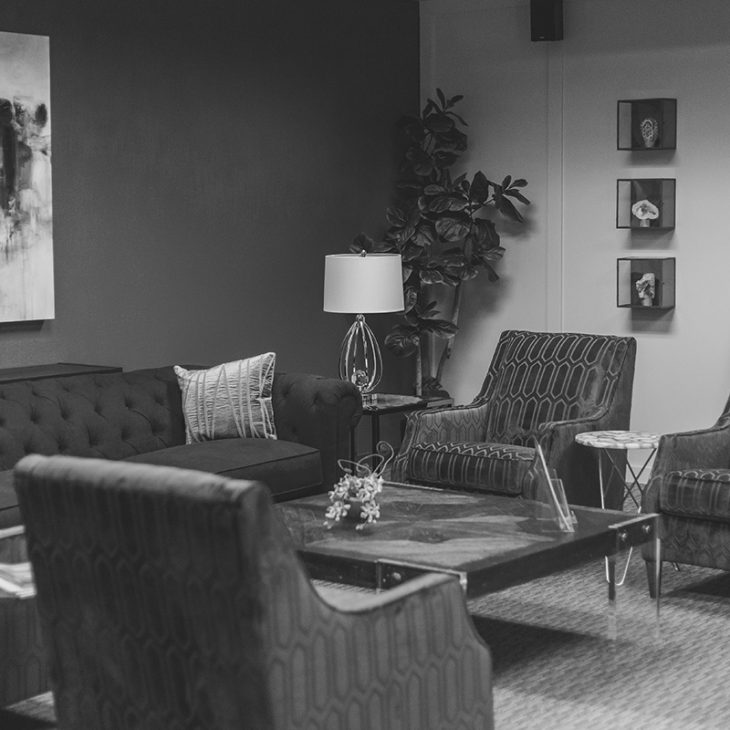 Normand Office Lounge Area Image